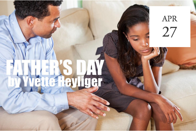 """Father's Day"" by Yvette Heyliger - a concert reading at Dramatist's Guild - NYC"