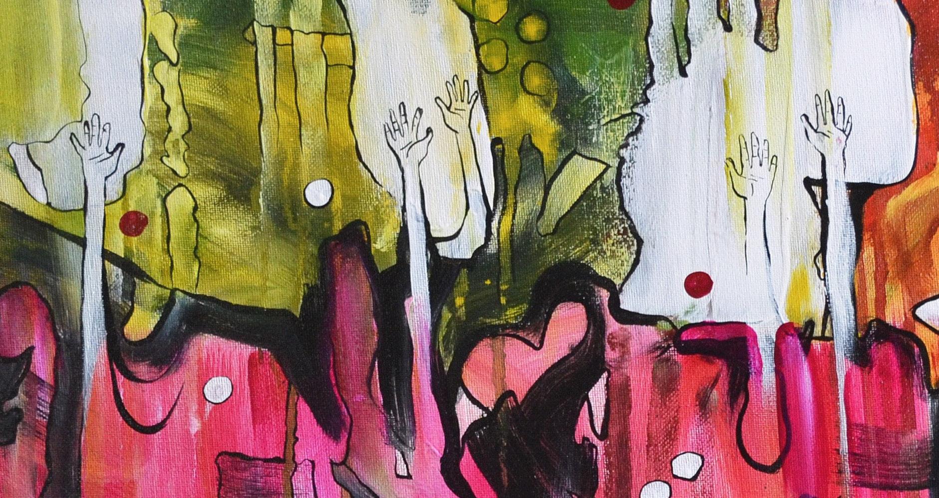 Art by Sarah Greenman