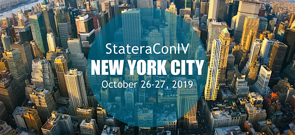 Statera National Conference 2019 — StateraArts