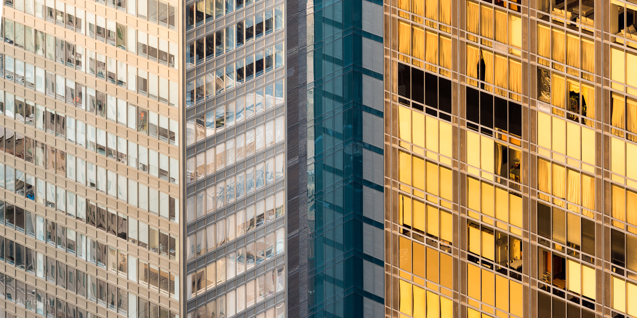 Detail shots of building exteriors - such as this image - were one focus of my time in New York.