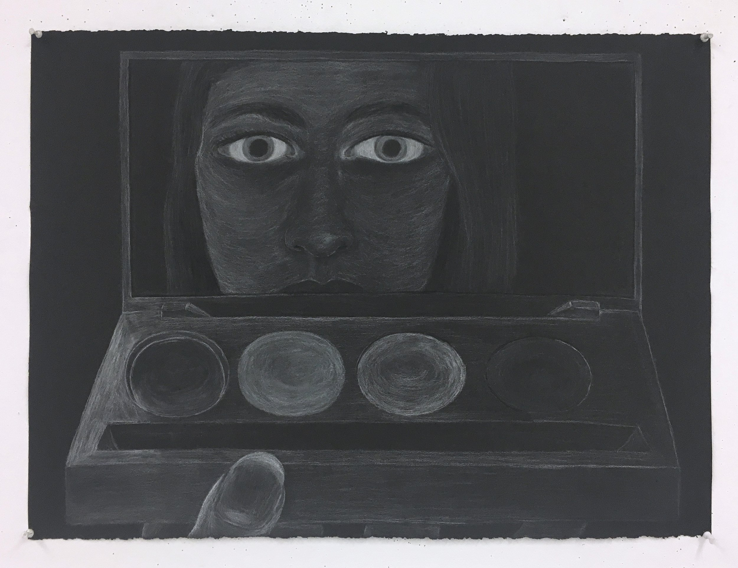 Megan Murray,  Self-Portrait