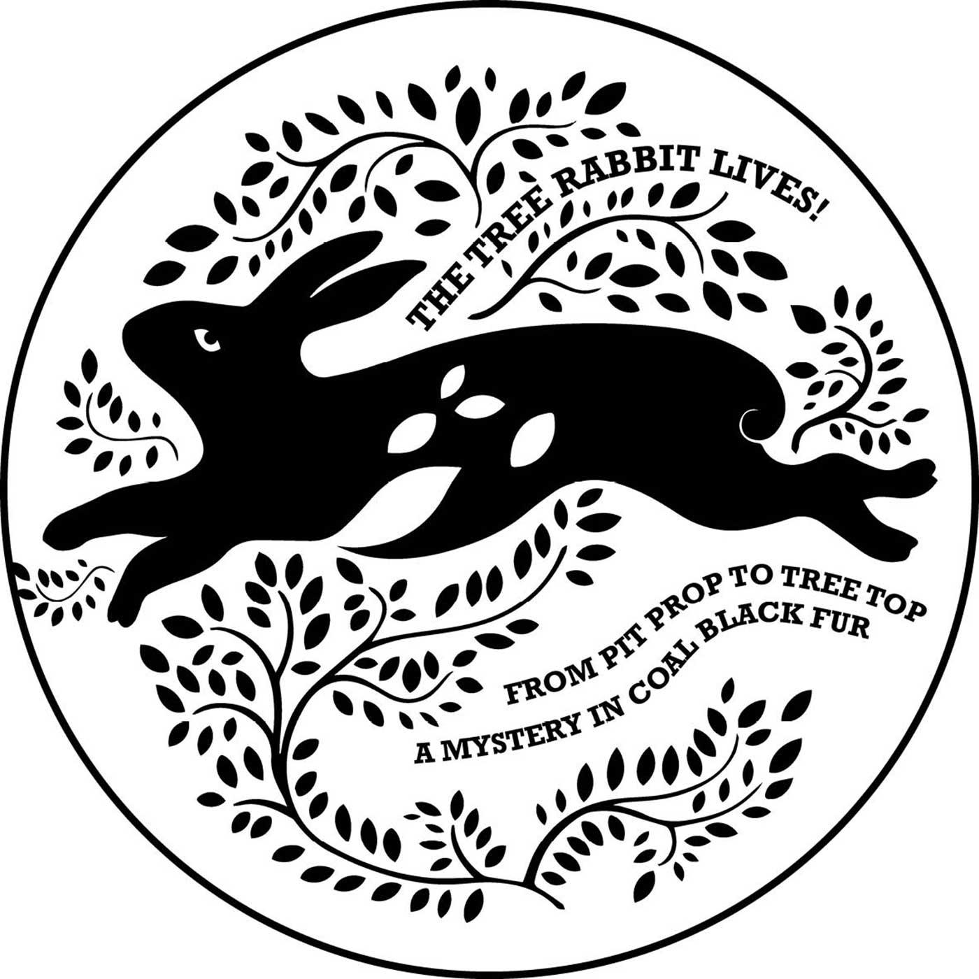Coal bunny! Myth or magic?