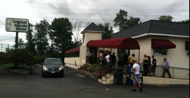 Orignal Pancake House West Caldwell, NJ
