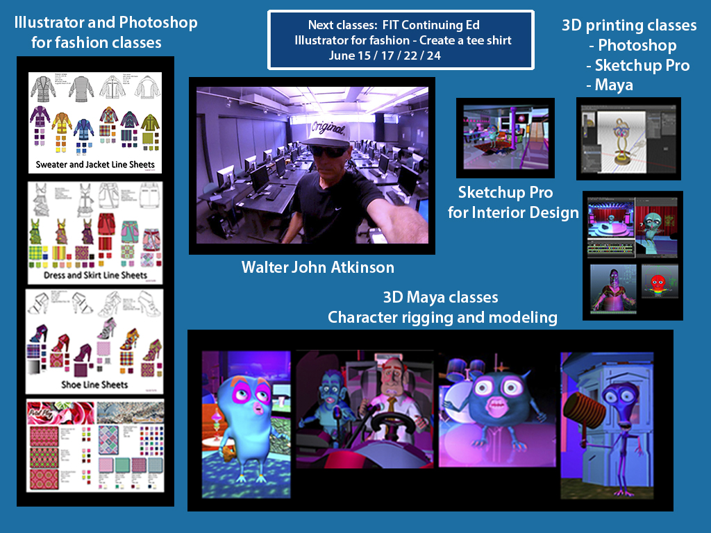 fashion and animation school