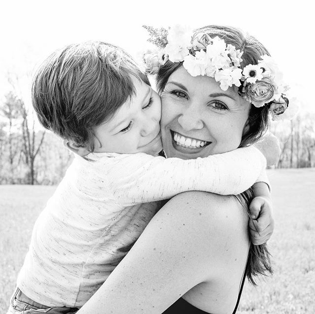 Being this boy's mom is my favorite thing of all time. 💗 Happy Mother's Day to all the amazing mamas I know. #mothersday