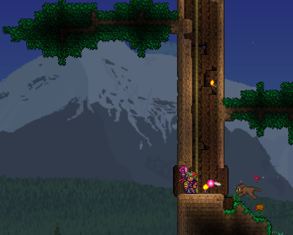Terraria A Study In Contrasts Everything Is Scary How to get the broken hero sword in terraria 1.3 and earlier, how to spawn the solar eclipse event. terraria a study in contrasts