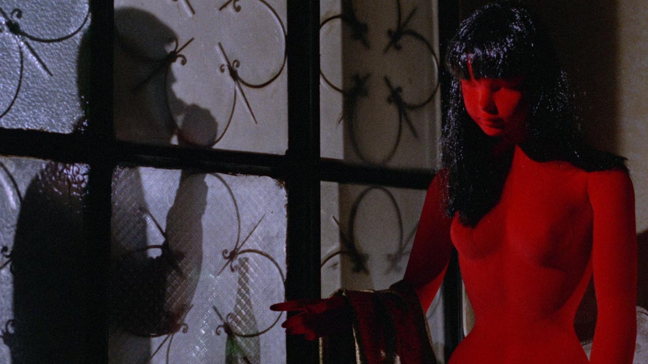 The Art of Murder: Blood and Black Lace — Everything is Scary