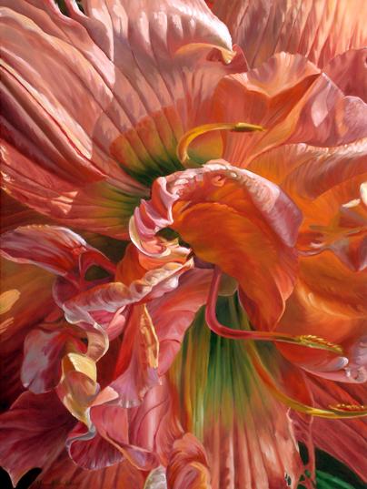 Baroque Lily