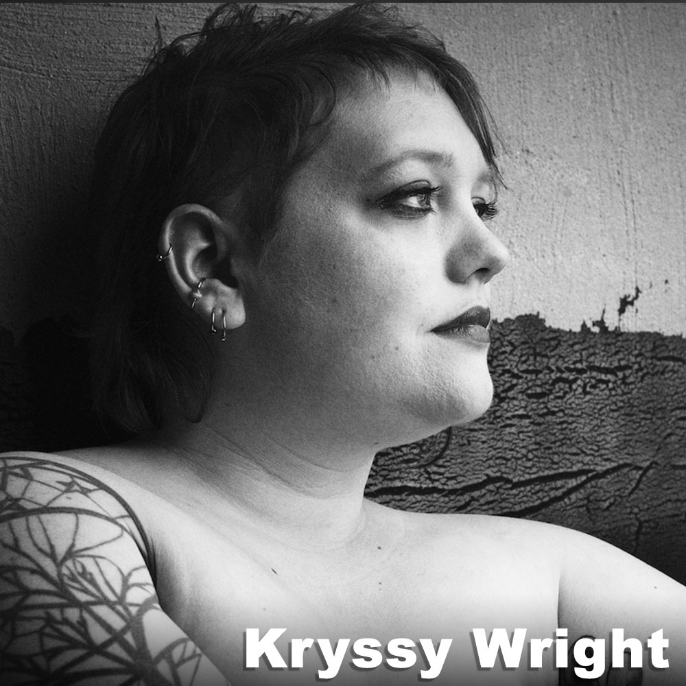 Kryssy Wright  (Lighting Design) is a lighting designer living in Brooklyn. She has traveled nationally with MAP Intermedia and Civilians. In New York City, she has worked with many directors, choreographers and artists at Danspace Project, the Chocolate Factory, Abrons Art Center, the WIld Project, and many others, and is available as a designer, technician, technical director, and more. Kryssy spends most of her days at the Abrons Art Center, and is also active with Avant Media. She began working with Third Rail Projects in 2009.