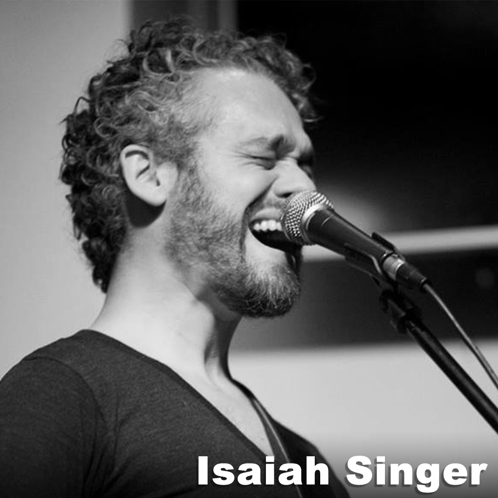 Isaiah Singer  (Collaborating Musician) is a songwriter, vocalist, and multi-instrumentalist who has played in numerous bands and projects, including Genesis P-Orridge's PTV3, Freedom Haters, and Bryin Dall's Fourth Sign. His own rock band, The Seventh Word, is set to release its new album Gold and Gravity in 2012, and his pop project The New Hot is working on songs for an album release next year. More info at  seventhword.com .