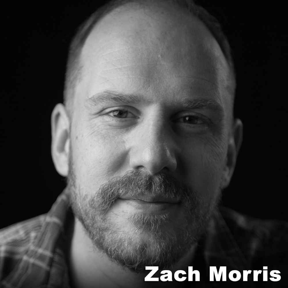 Zach Morris (Third Rail Projects' Co-Artistic Director) is co-creator of the immersive theater hits  Then She Fell , The Grand Paradise , Sweet & Lucky, and most recently  Ghost Light at Lincoln Center Theater's Claire Tow Theater.Zach's work includes site-specific performance, multimedia installation art and environments, and experiential performance.He is particularly interested in creating projects that place contemporary art and performance in non-traditional contexts.Zach has been honored with numerous awards, including two BESSIE awards, and was recently named as one of the 100 most influential people in Brooklyn culture by  Brooklyn Magazine . His work has been presented nationally and internationally with the support of numerous grants, commissions, and residencies and he has had the pleasure of teaching, mentoring, and creating new platforms to support the work of artists both at home and abroad. Zach holds a BFA in Directing from Carnegie Mellon University.