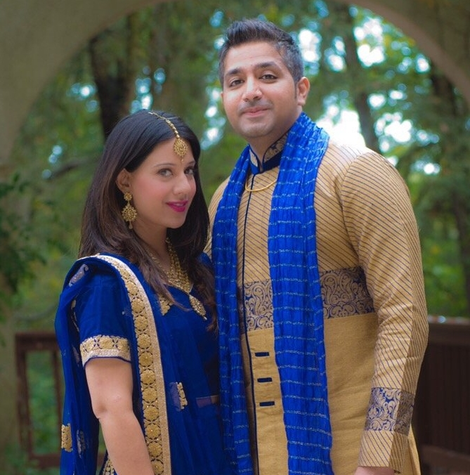 Darsan & Monica