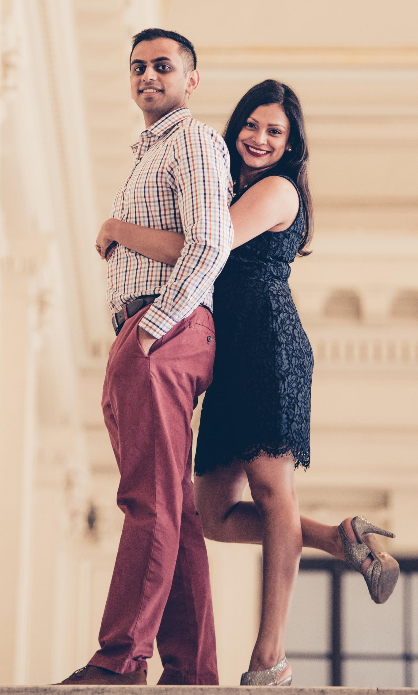 Sagar & Vanita