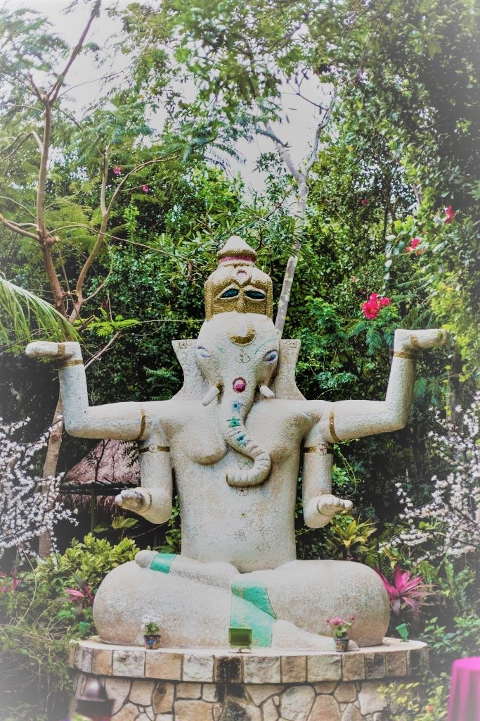 Plaza Ganesha at Aldea Xolumado - CLOSE UP INDIAN.jpg