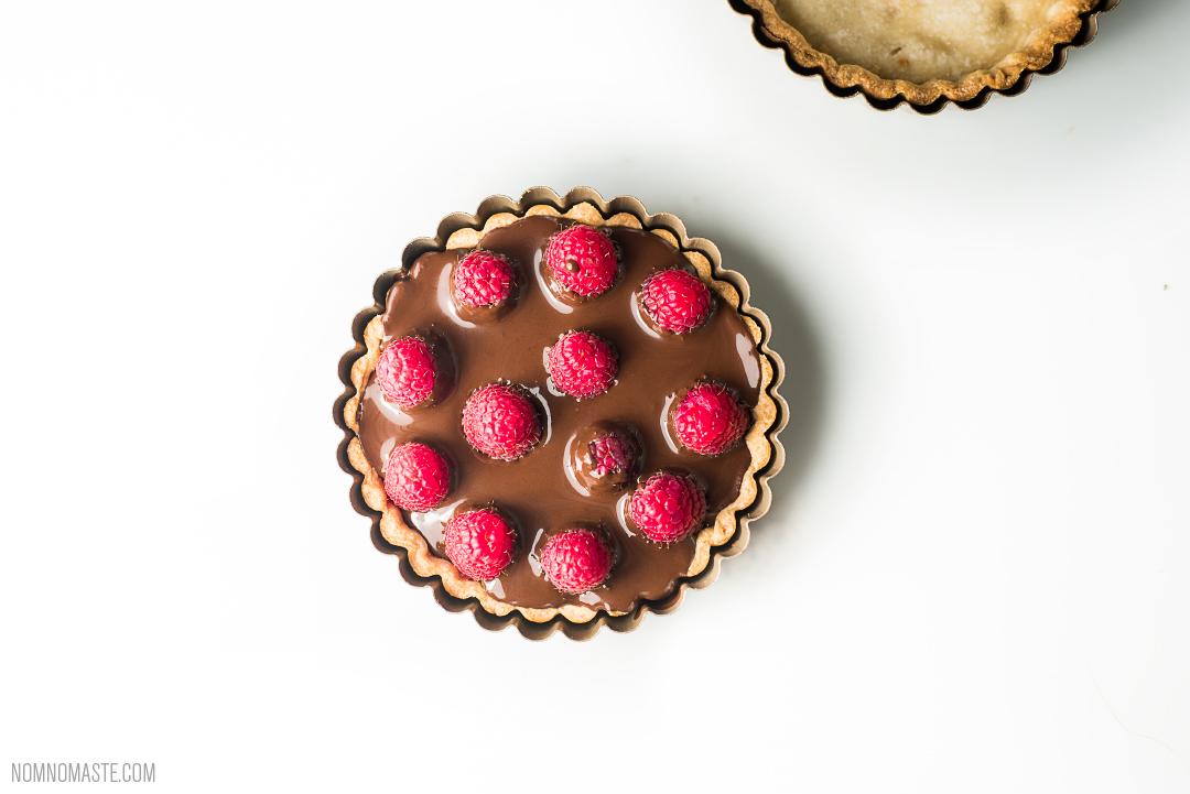 Raspberry_Coffee_Dark_Chocolate_Tart_5
