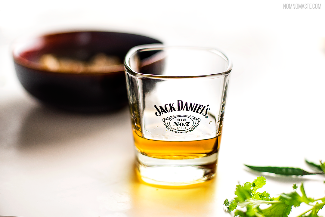 Jack-Daniels-Whisky-Shrimp-Spicy-Tacos-Indian_3_saynomaste