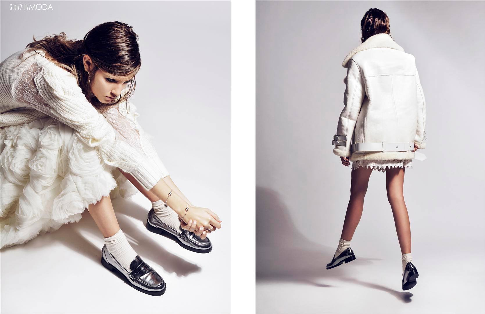 grazia, art direction & style