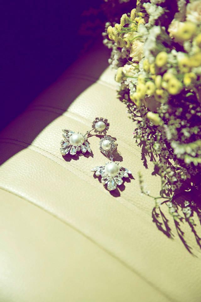 ines atelier modern bride photo: milos nadazdin