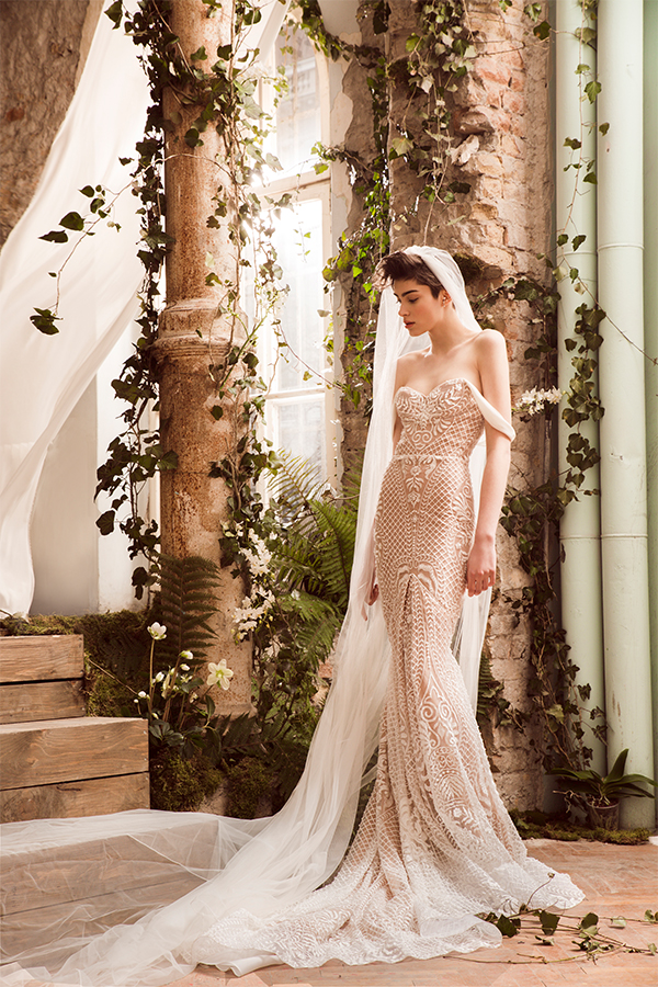 ines atelier, bridal collection 2018.