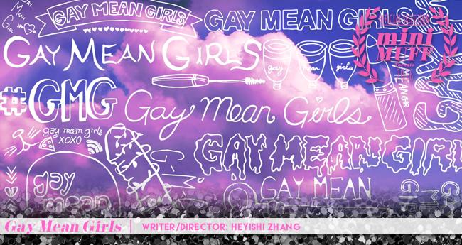 film still from  Gay Mean Girls