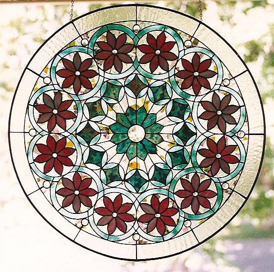 Floral Mandala  $595