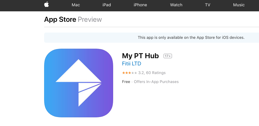 Mypthub app apple.png