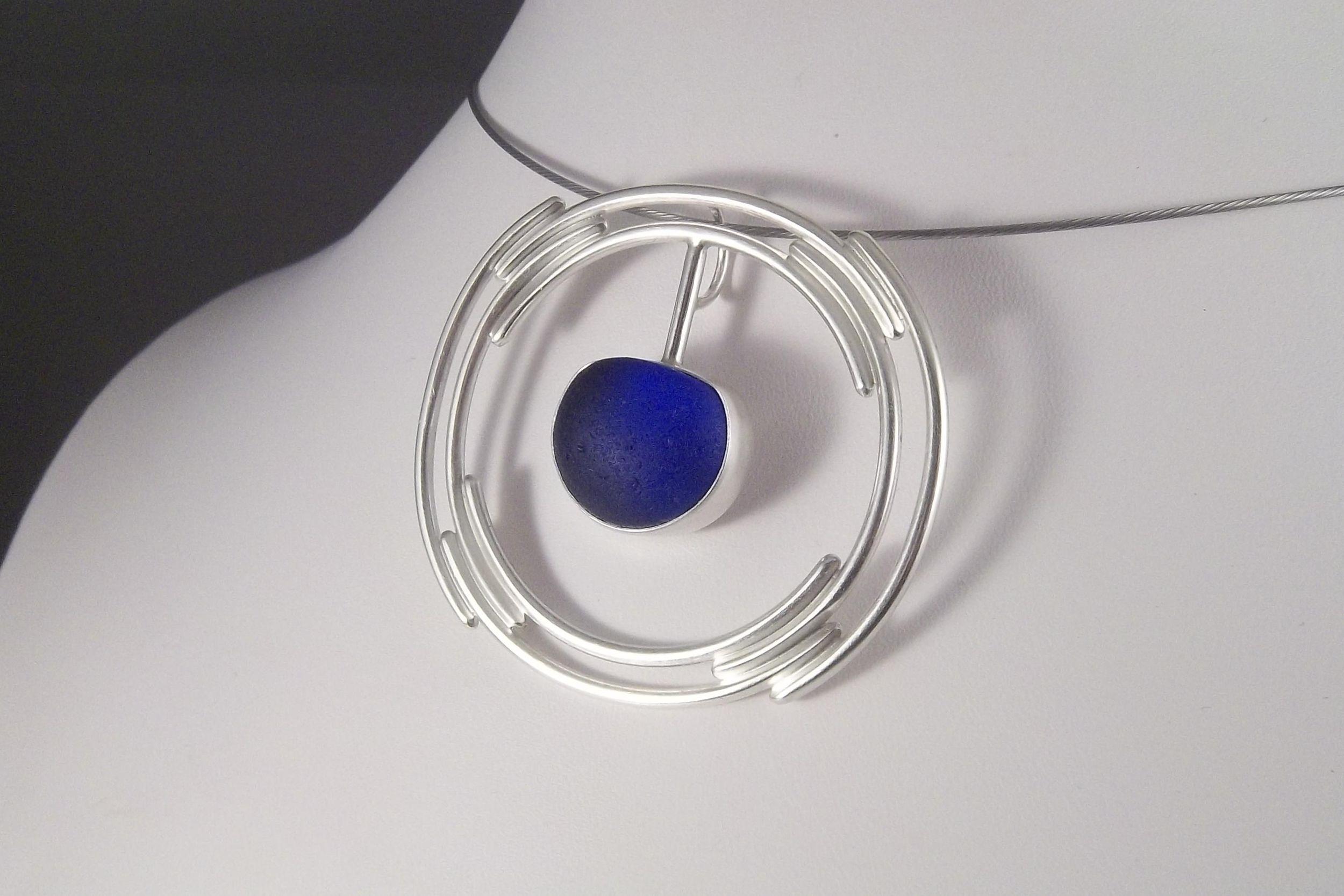 Pem Bryant  Necklace Essence Of Cobalt.jpg