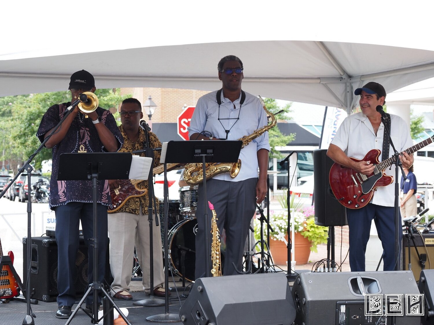 Bobby Kyle & the Administers 5 piece at 2nd Sundays 2019 August.jpg