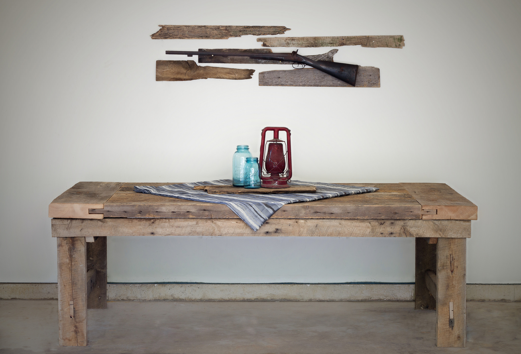 Rifled Table