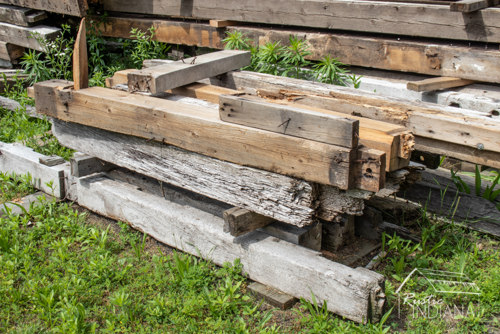 Reclaimed Wood Supplier — Rustic Indiana