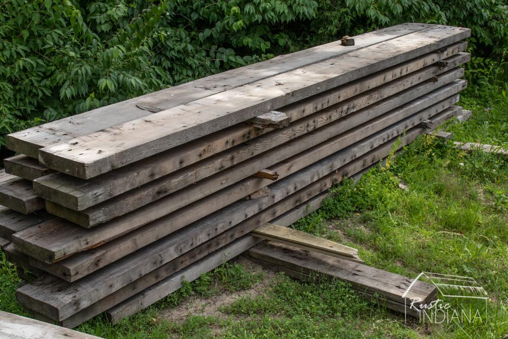 Reclaimed Barn Wood Boards