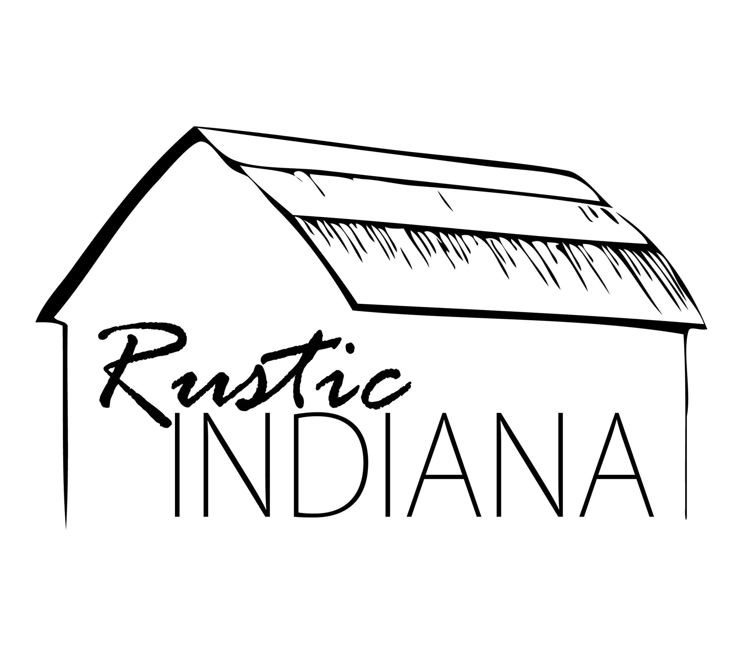 Rustic Indiana logo