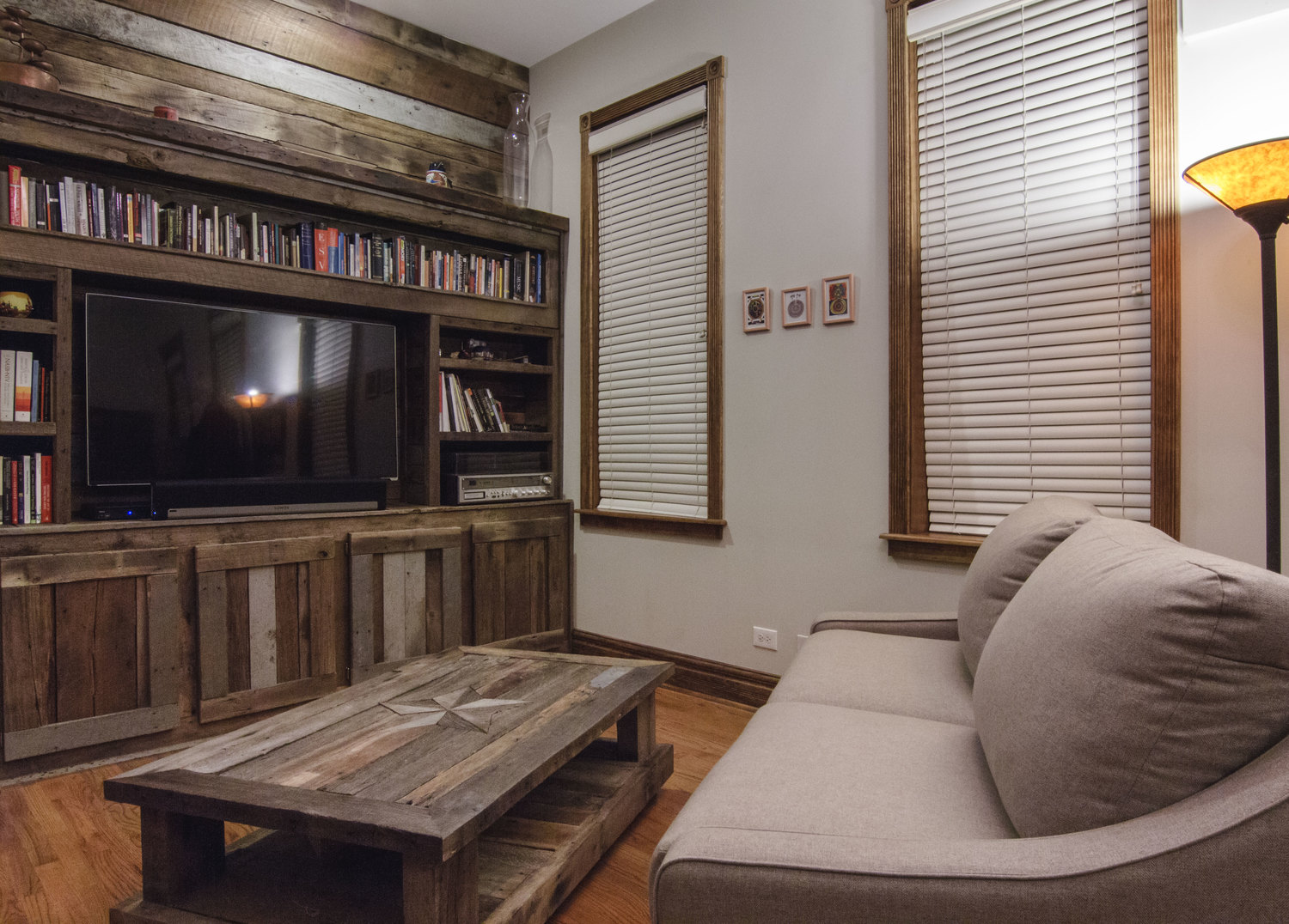 Rustic Indiana - Built in Entertainment Center.jpg