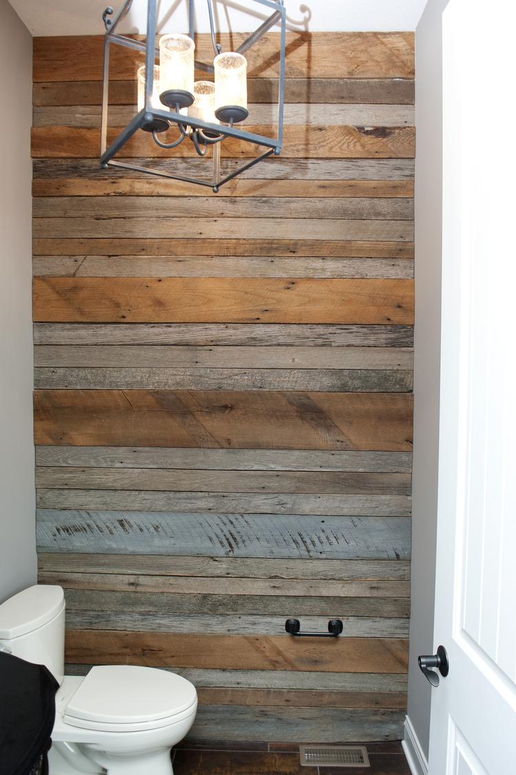 Rustic Indiana Reclaimed Wood Wall in bathroom.jpg