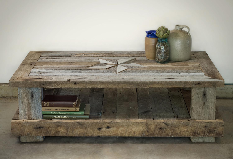 Rustic Indiana Star Wood Table.jpg