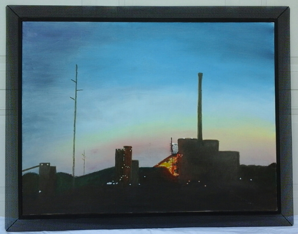 Alma Power Plant