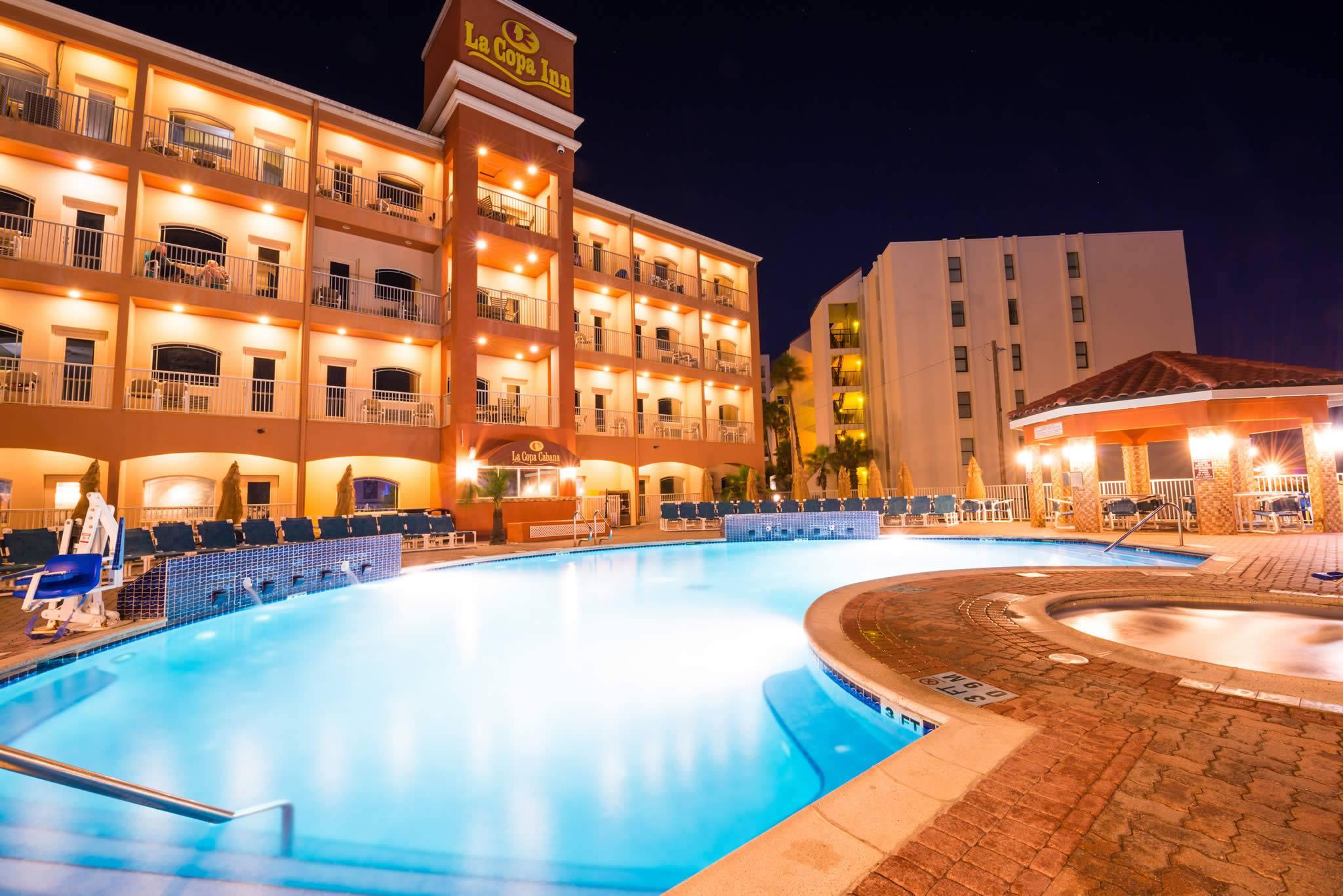 Hotels In South Padre Island >> La Copa Inn Beach Hotel Beachfront Hotel On South Padre