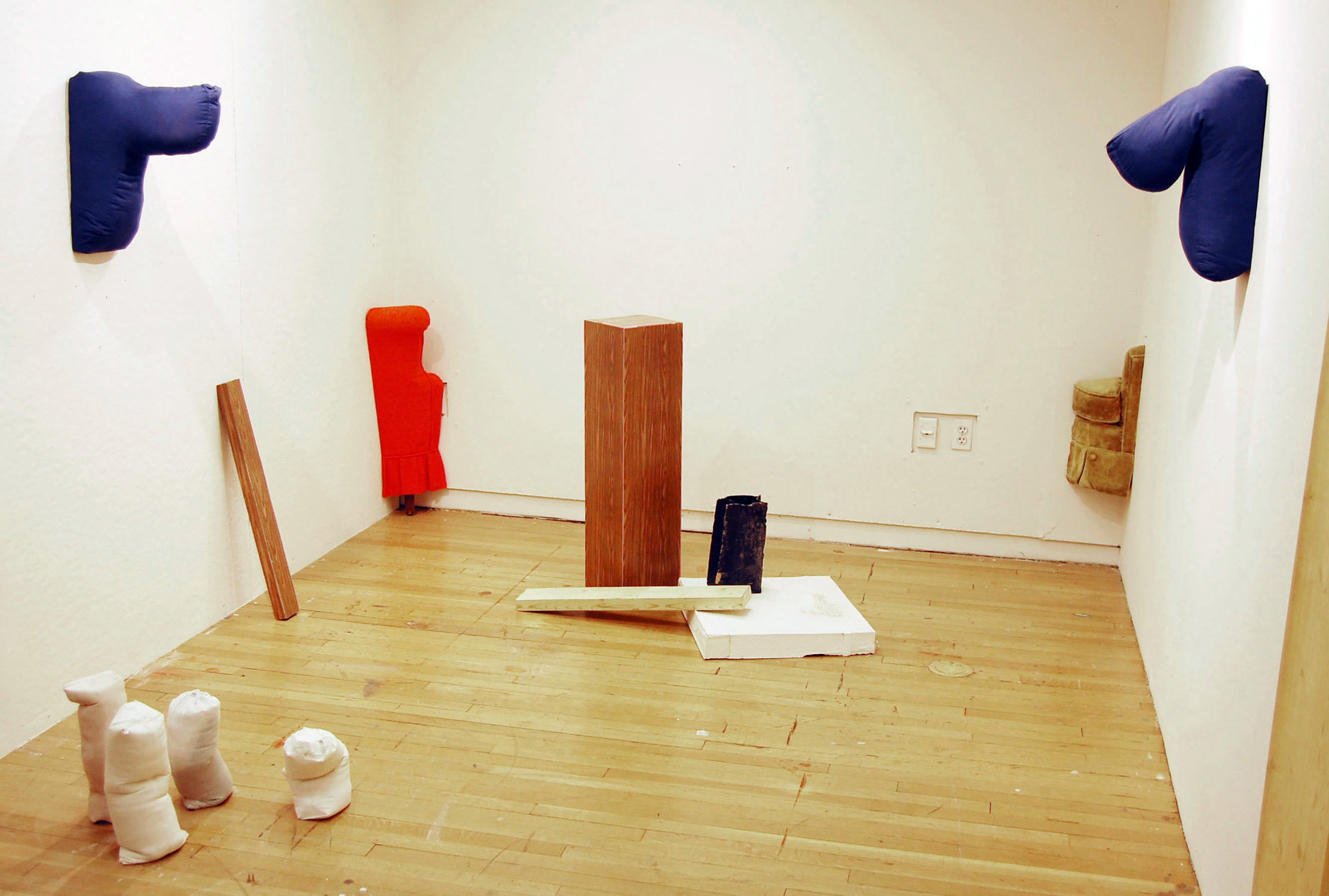 Untitled (Installation view), 2012
