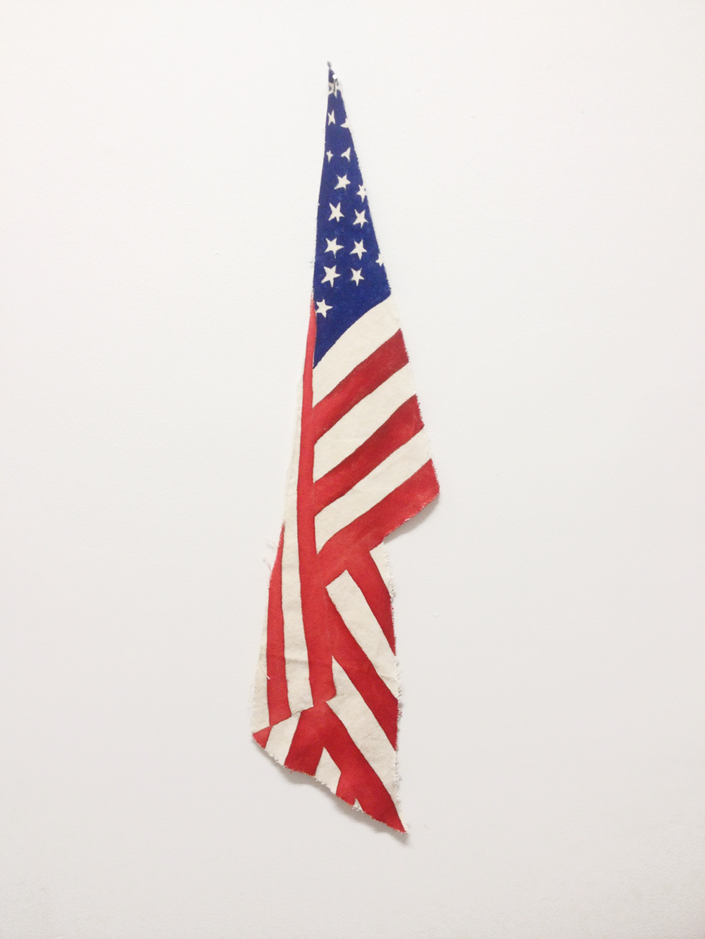 Untitled (Flag), 2012