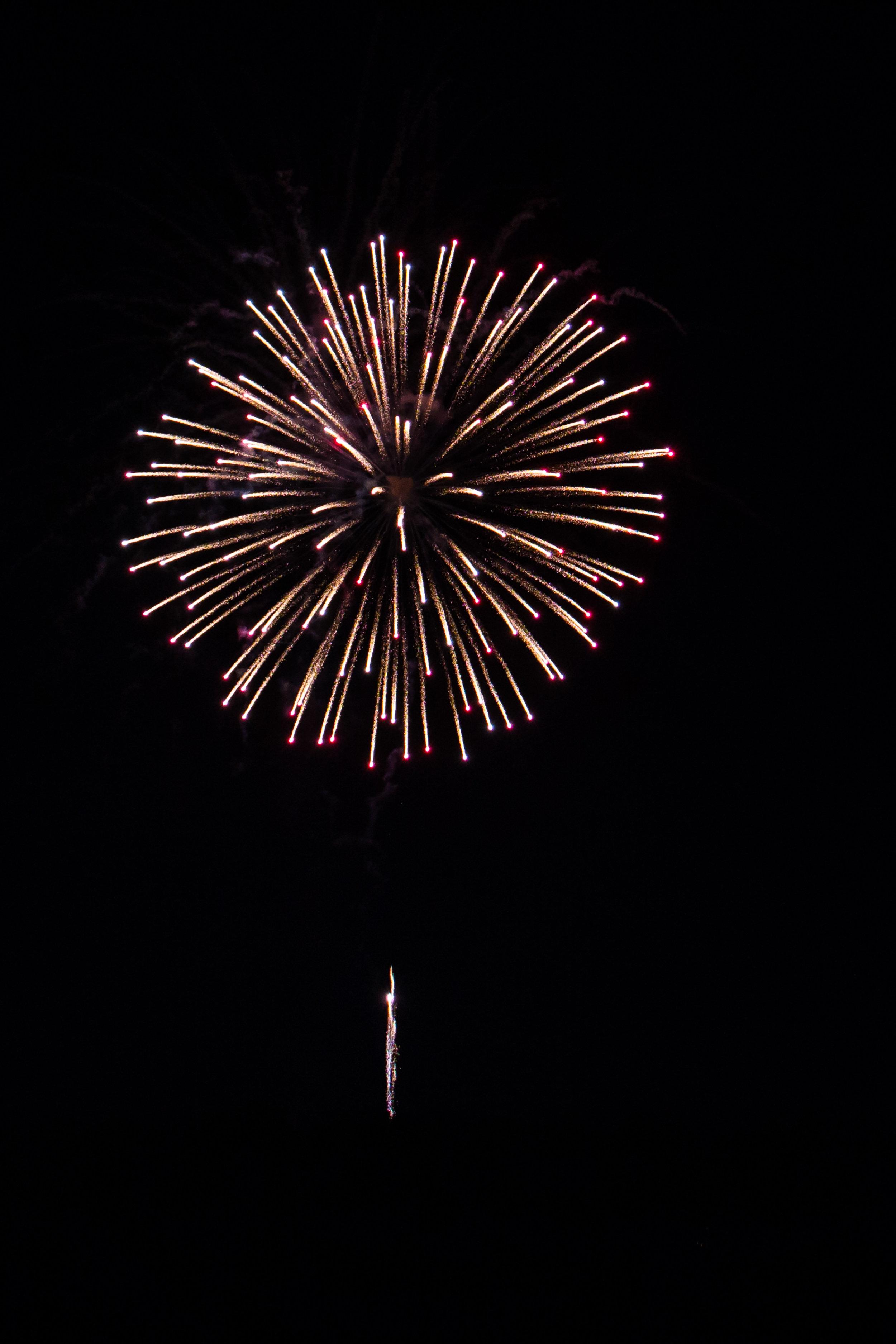 Fireworks in KC, 2018