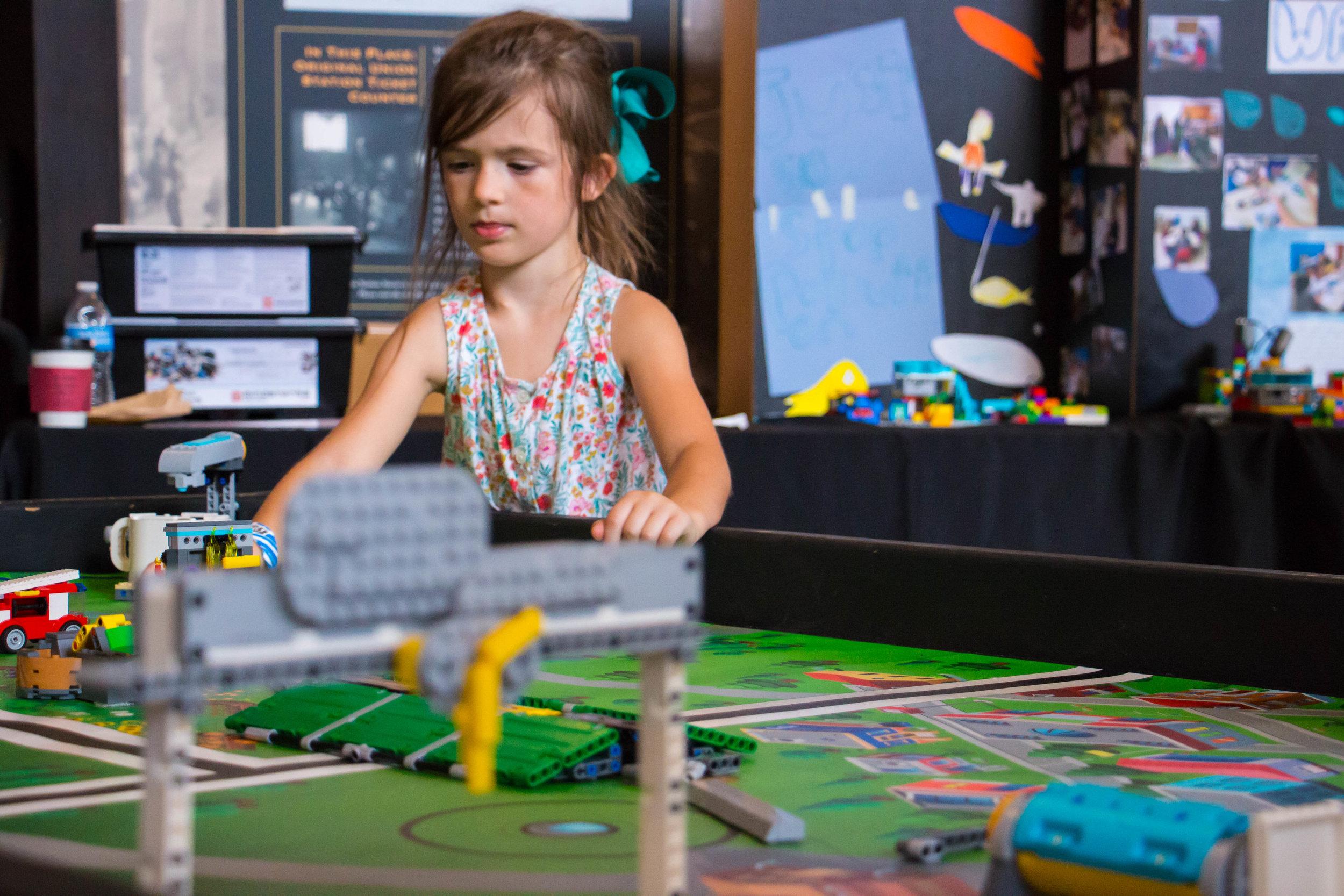 Maker Faire in KC, 2018