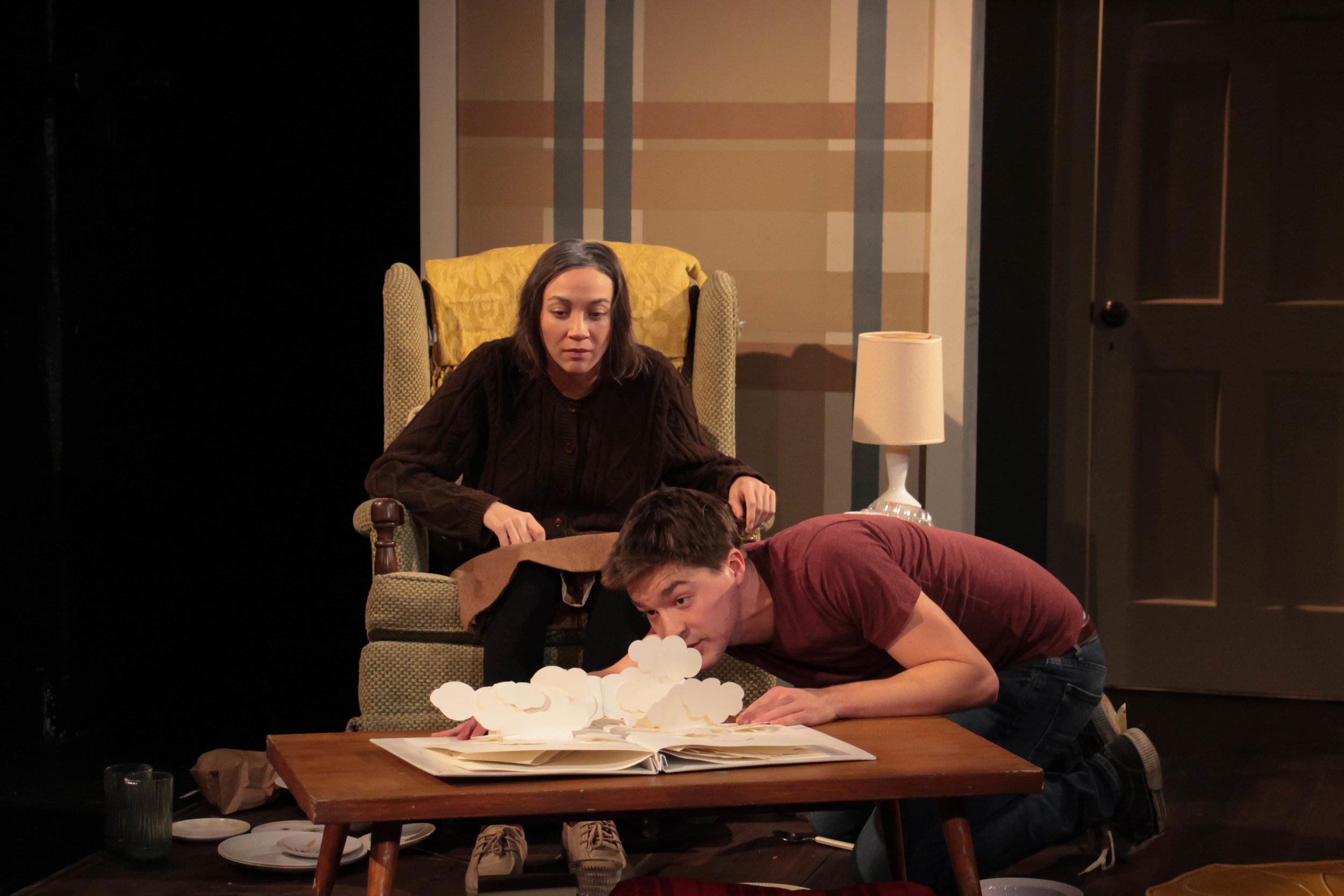 Yale Cabaret Production Of MRS. GALVESTON, 2016