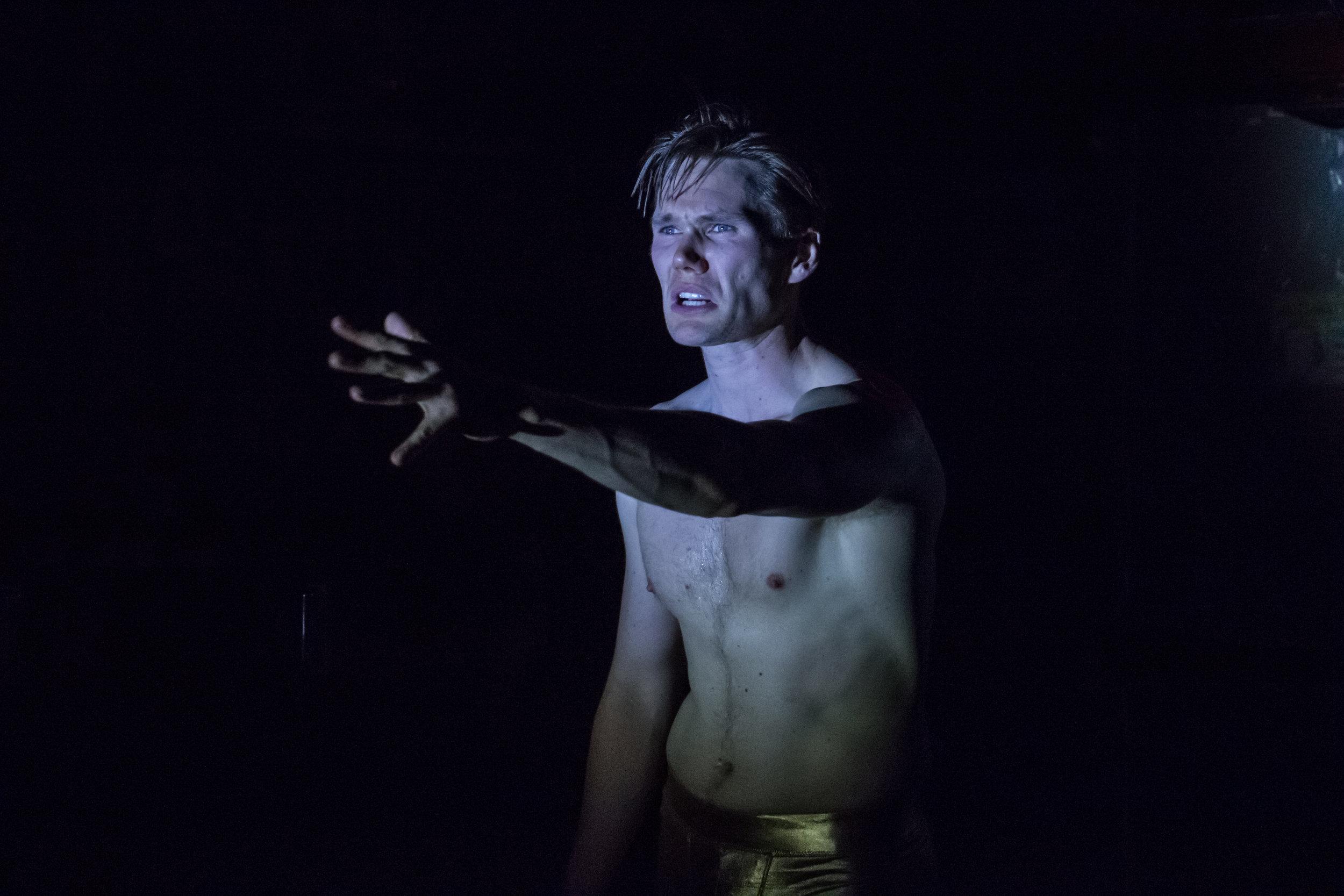 Yale Cabaret Production Of A+C, 2017