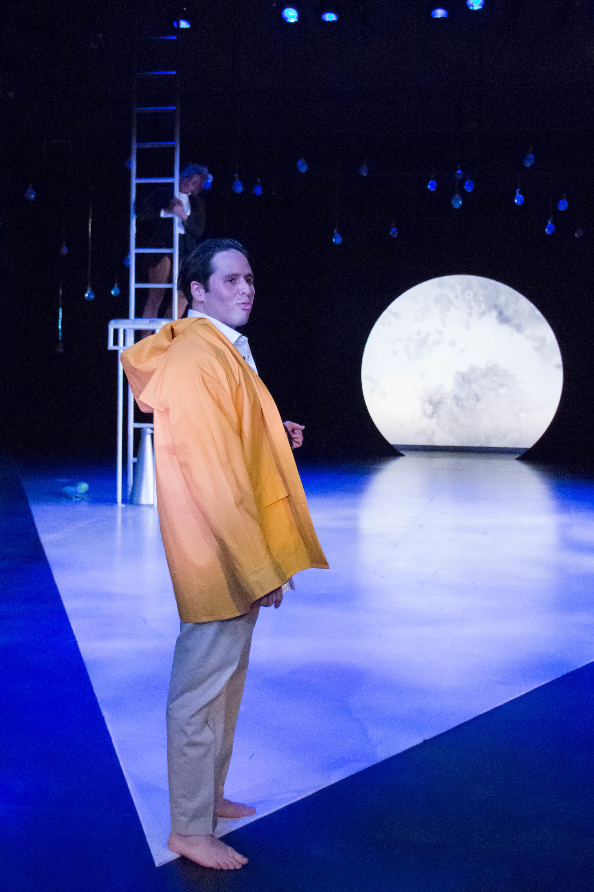 Sebastian Arboleda; And Antionette Crowe-Legacy In A MIDSUMMER NIGHT'S DREAM, 2017