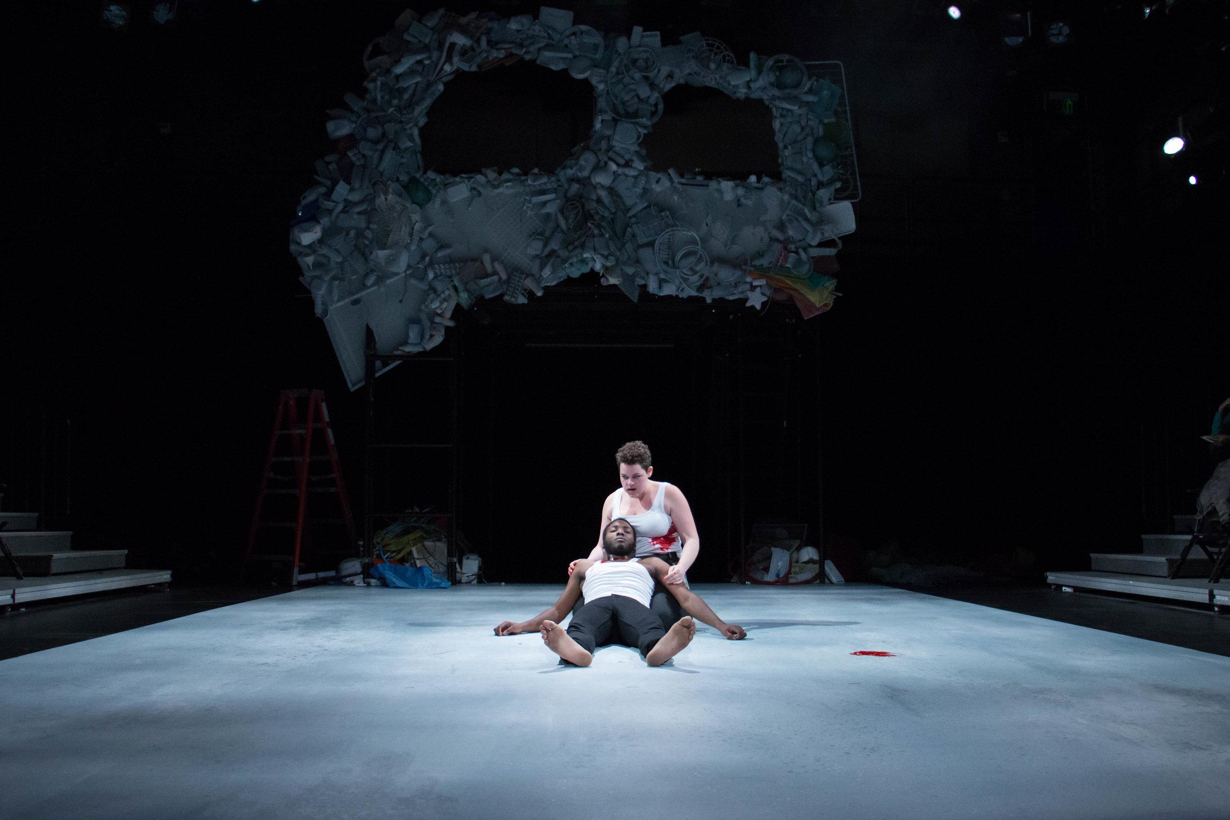 Yale School Of Drama Production Of OTHELLO, 2016