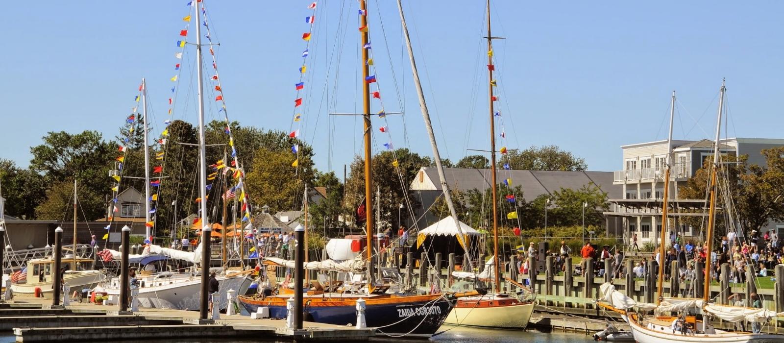 East End     Maritime Festival