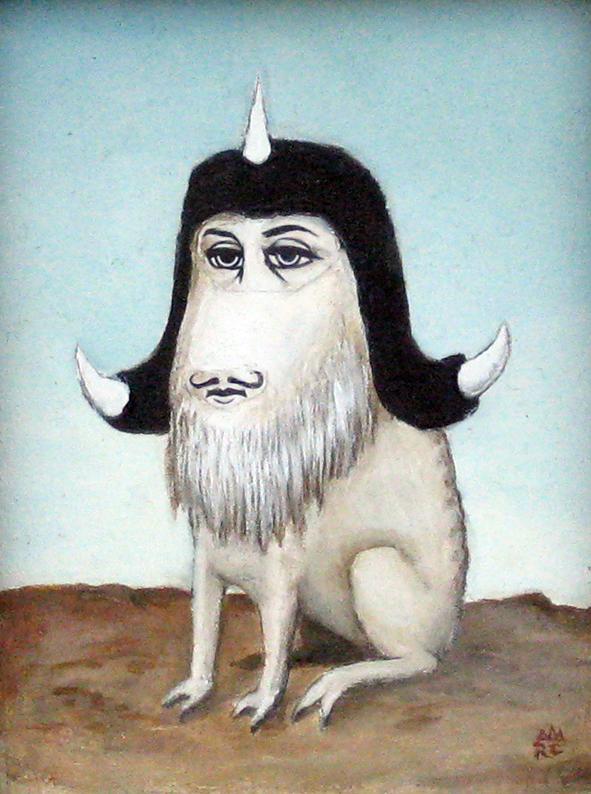 Yak Warrior