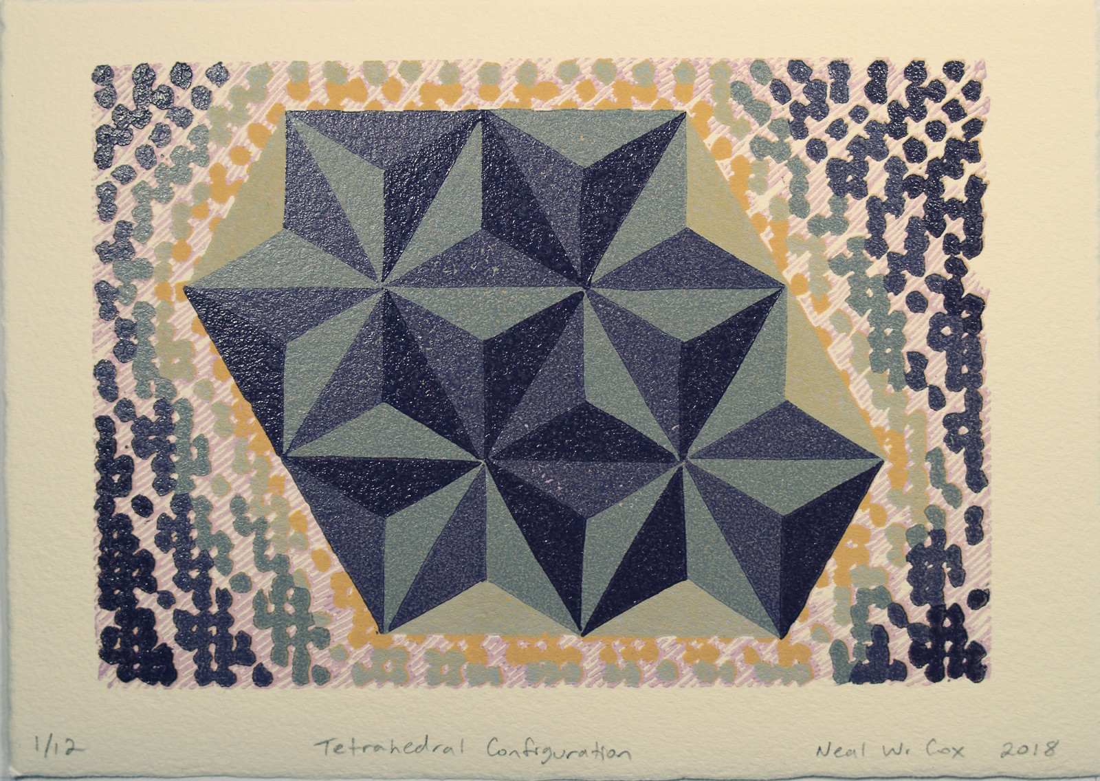Tetrahedral Configuration