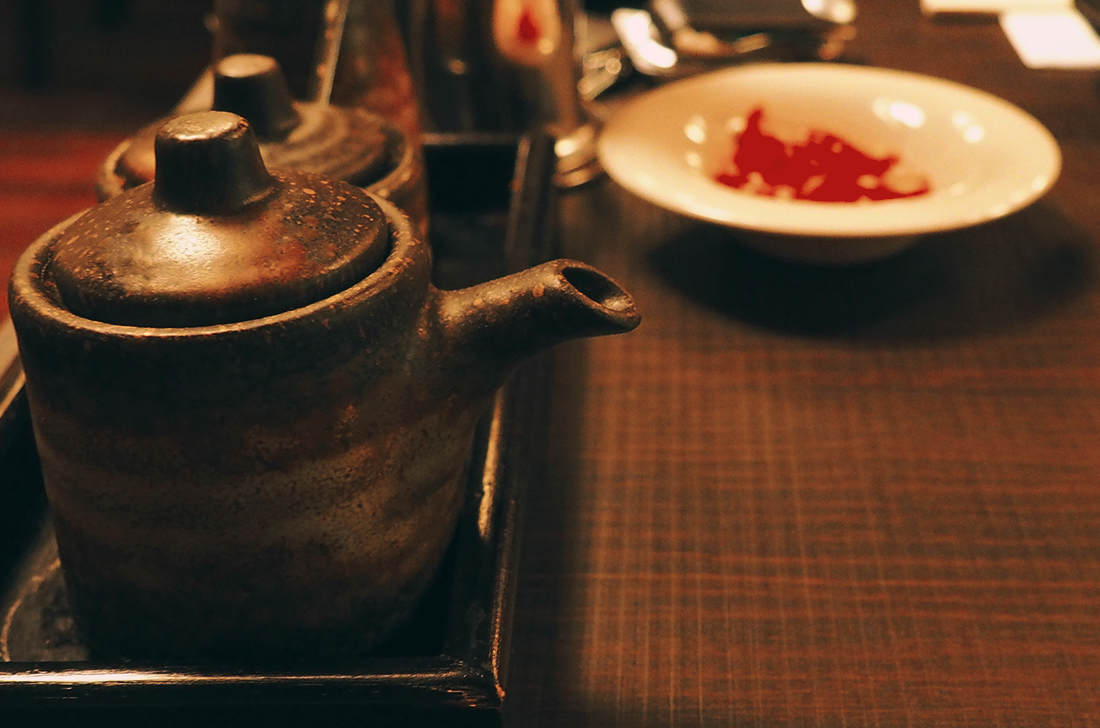 Wagyu Ya Japanese Restaurant South Yarra Toorak Review - table