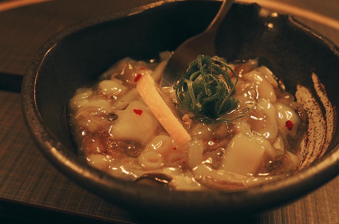 Wagyu Ya Japanese Restaurant South Yarra Toorak Review - Wasabi Octopus